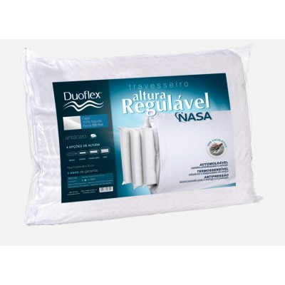 Ортопедическая подушка Duoflex Altura Regulável Nasa