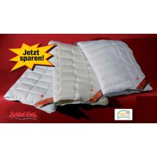Антиалергенна ковдра F.A.N. Schlafgut Natur Cotton 200x220