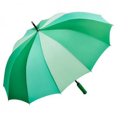 Парасолька-тростина Fare 4584 комбінований зелений