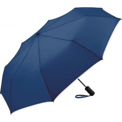 Складной зонт Fare 5547 синий