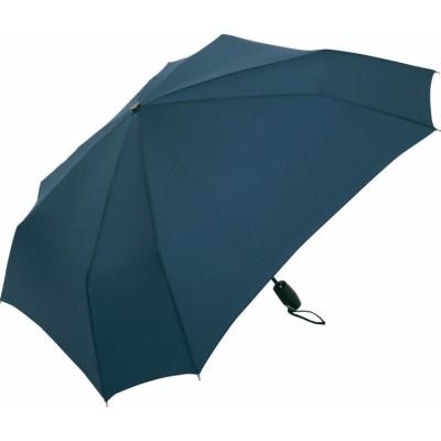 Складна парасолька Fare 5680 темно-синя квадратна