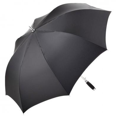 Зонт-трость Fare 7285 черный с подарочной коробкой