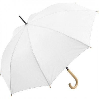 Еко парасолька-тростина Fare 1134 біла