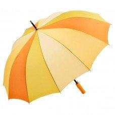 Парасолька-тростина Fare 4584 комбінований жовтий