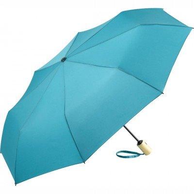 Складна парасолька Fare 5429 бірюзова