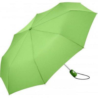 Складной зонт Fare 5460 светло-зеленый