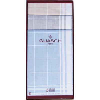 Чоловічі носові хустинки Guasch 104.95 D.20