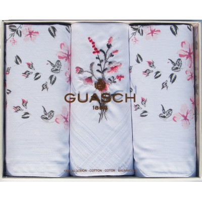 Жіночі носові хустинки Guasch Angora 98P SU1-03