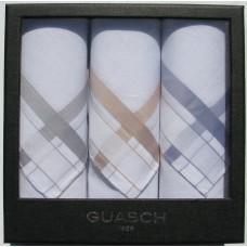 Чоловічі носові хустинки Guasch Apolo 92-03