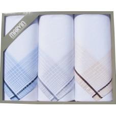 Чоловічі носові хустинки MARVIN Mink 92-06