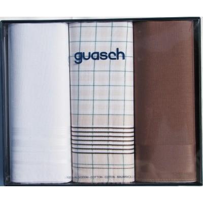 Мужские носовые платки Guasch Sena 90-04