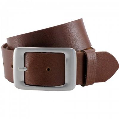 Ремінь жіночий The art of belt 40087 коньячний