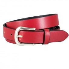 Ремень женский The art of belt 40131 красный