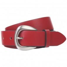 Ремень женский The art of belt 40132 красный