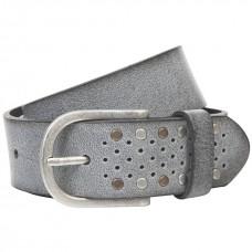 Ремень женский The art of belt 40135 серый