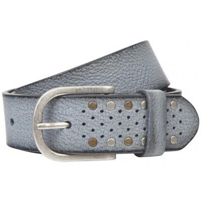 Ремінь жіночий The art of belt 40135 блакитний
