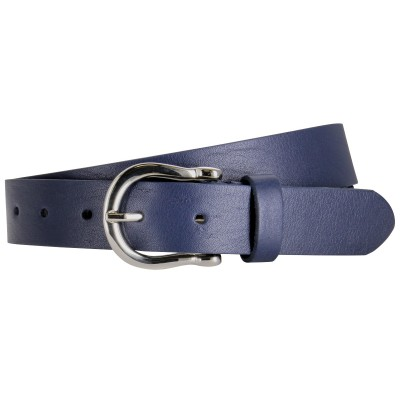 Ремінь жіночий The art of belt 40220 синій