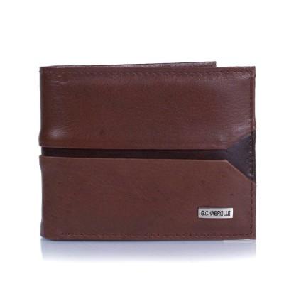 Портмоне Georges Chabrolle - 90002 коричневое