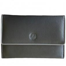 Жіночий гаманець Lindenmann 91100 чорний
