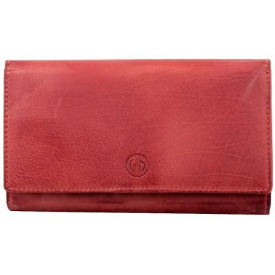 Жіночий гаманець Lindenmann 91101 червоний
