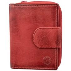 Жіночий гаманець Lindenmann 91102 червоний