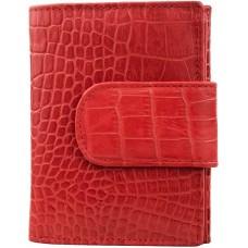 Жіночий гаманець Lindenmann 91104 червоний