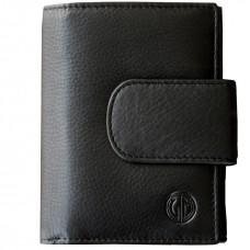 Жіночий гаманець Lindenmann 91105 чорний