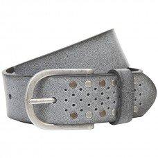 Ремінь жіночий The art of belt 40135 сірий