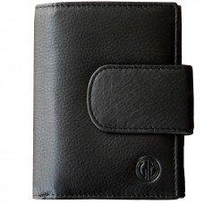Женский кошелек Lindenmann 91105 черный