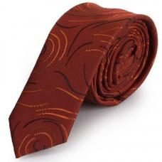 Краватка поліестерова вузька оселедець Schönau-01