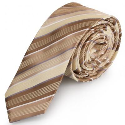 Краватка поліестерова вузька оселедець Schönau-14