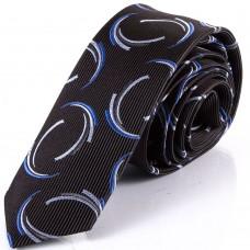Краватка шовкова вузька оселедець Schönau - 06