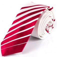 Краватка шовкова вузька оселедець Schönau - 07