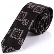Краватка шовкова вузька оселедець Schönau - 37