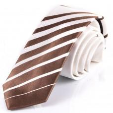 Краватка шовкова вузька оселедець Schönau - 38