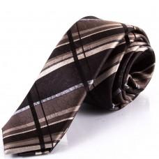 Краватка шовкова вузька оселедець Schönau - 53