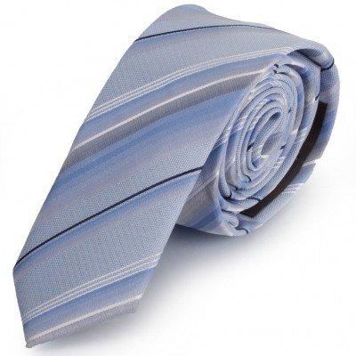 Краватка поліестерова вузька оселедець Schönau-12