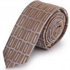 Краватка поліестерова вузька оселедець Schönau-15