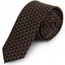 Краватка поліестерова вузька оселедець Schönau-16