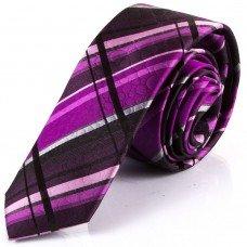 Краватка шовкова вузька оселедець Schönau - 54