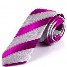 Краватка шовкова вузька оселедець Schönau - 62