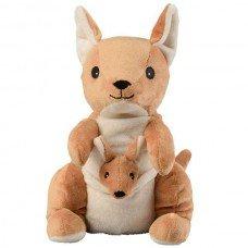 Кенгуру игрушка-грелка Warmies
