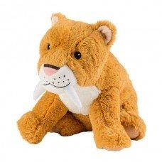 Шаблезубий тигр іграшка-грілка Warmies