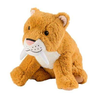 Саблезубый тигр игрушка-грелка Warmies
